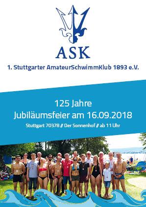 Vereinsfest zum 125 jährigen Jubiläum